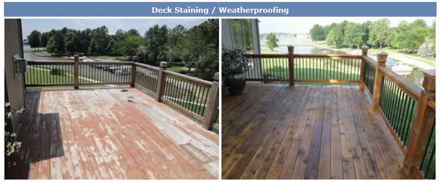 deck-staining